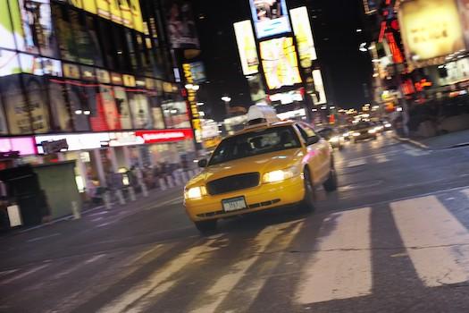 Pantallas electrónicas y publicitarias en New York